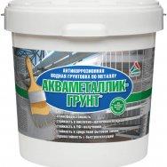Акваметаллик-Грунт - акриловая вододисперсионная грунтовка по металлу