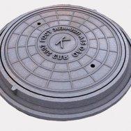 Люк канализационный (тип Л) ГОСТ 3634-99