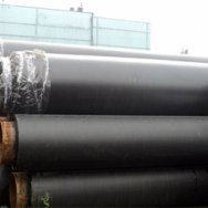 Трубы стальные э/с большого диаметра ГОСТ 10706-76 в изоляции (ВУС, ЦПП)