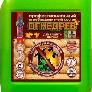 Огнедрев Био+  огнебиозащитный пропитывающий состав для древесины