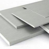 Плита дюралюминиевая Д16