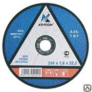 Диск отрезной Кратон A30TBF, 300 х 32.0 х 3.2