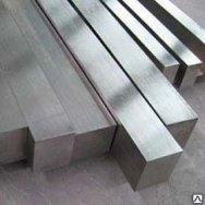 Квадрат нержавеющий сталь 12Х18Н10Т 08Х18Н10 40х13 08Х17Т ЭП 65 (25Х13Н2ВМФ)