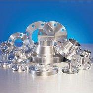 Фланец стальной для ПЭ Ду100-10(128) для трубы Дн110
