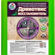 Древотекс Восстановитель  реставрационный состав для осветления деревянных поверхностей