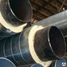 Труба предизолированная 133х88 мм