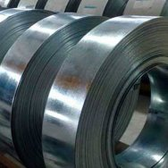 Лента стальная - упаковочная пружинная штамповальная оцинкованная