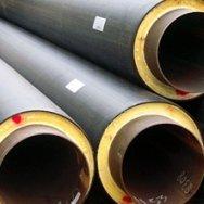 Трубы стальные в ППУ-ПЭ изоляции ГОСТ 30732-2006