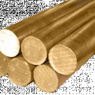 Пруток бронзовый НД БрАЖМц 10-3-1,5