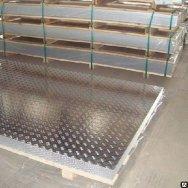 Лист алюминиевый рифленый 1.5х1500х3000мм Квинтет, Диамант