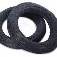 Проволока вязальная ГОСТ 3282-74 термообработанная черная (ТОЧ)