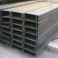 Швеллер горячекатаный стальной ст3