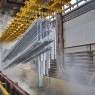 Цинкование горячее металлоконструкций ГОСТ 9.307-89