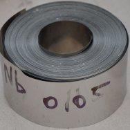 Ниобиевая фольга Нб1, ТУ95-311-92