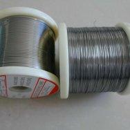 Проволока нихромовая 0.4 Х15Н60