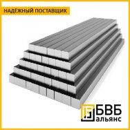 Квадрат дюралюминиевый Д16Т