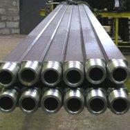 Труба бурильная с приваренными замками ЗП-105 ГОСТ Р 50278-92 группа прочности Д