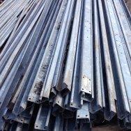 Швеллер оцинкованный сталь 3сп 09г2с 10хснд
