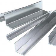 Уголок оцинкованный сталь 3 ГОСТ 9.307-89