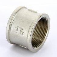 Муфта 09Г2С ГОСТ 633-80 оцинкованная вводная водопроводная полиэтилен