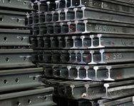 Рельсы Р65 Т1 12,5м новые и б/у