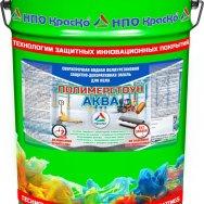Полимерстоун-Аква  сверхпрочная водно-полиуретановая эмаль для бетонных полов (без запаха)