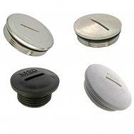 Заглушка для наружной канализации чугунная, стальная, полиэтиленовая, ПВХ, ПЭ80, ПЭ100