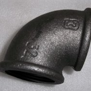 Угольник (Отвод) С-С, 90 гр
