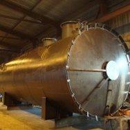 Резервуары РГСП-100 м3 ( горизонтальные стальные подземные )