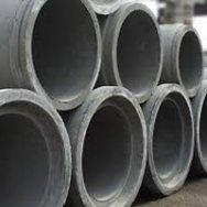 Труба бетонная железобетонная от 300 до 4000 мм ГОСТ 6482-88, 22000-86 в т.ч. фальцевая