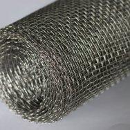 Сетка-рабица с полимерным покрытием ячейка, 2.8 диаметр проволоки