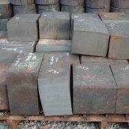 Поковка прямоугольная 5хнм литая стальная