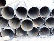 Труба б/у Большого диаметра электросварная прямошовная (п/ш; из-под газа) восстановленная