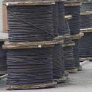 Канат стальной ГОСТ 2172-80 2688-80 3066-80 Оцинк. и черный