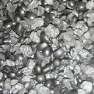 Дробь стальная литая