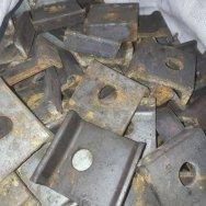 Скоба упорная стальная ЦП369.301