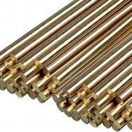 Круг бронзовый БрОФ 6,5-0,15 ГОСТ 10025-78