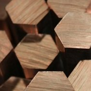 Шестигранник бронзовый БрБ2 ГОСТ 15835-2013