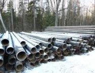 Труба прямошовная (п/ш) из-под нефти