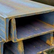 Швеллер стальной ст.3 ГОСТ 8240-97