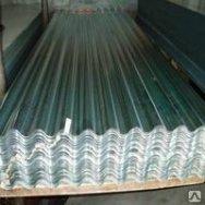 Металлошифер 0,6мм Алюминиевый
