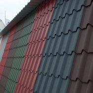 Металлочерепица Монтерррей Супермонтеррей все цвета РАЛ Ral