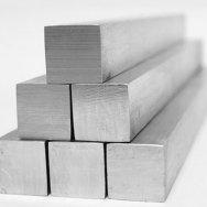 Квадрат алюминиевый АД0 КВ8 ГОСТ 21488-97