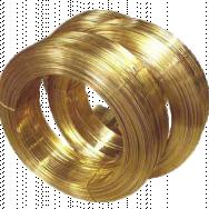 Проволока бронзовая БрБ2, ГОСТ15834-77