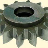 Долбяк зуборезный дисковый прямозубый М1,5 z54 30гр. кл.А Р18 (2530-6010)