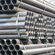 Труба оцинкованная 6мм сталь 10 ГОСТ 3262-75 ВГП