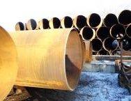 Труба Большого диаметра электросварная прямошовная (п/ш; из-под газа)