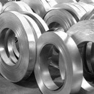 Лента алюминиевая А5, А0, АД, АМц, АМг2, АМг6, Д1 по ГОСТ 13726-97