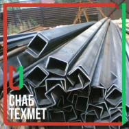 Швеллер алюминиевый АМг5 (1550) ГОСТ 13623 равнополочный прессованный