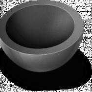 Заглушка нержавеющая 21.3x2 ДУ15 AISI 316